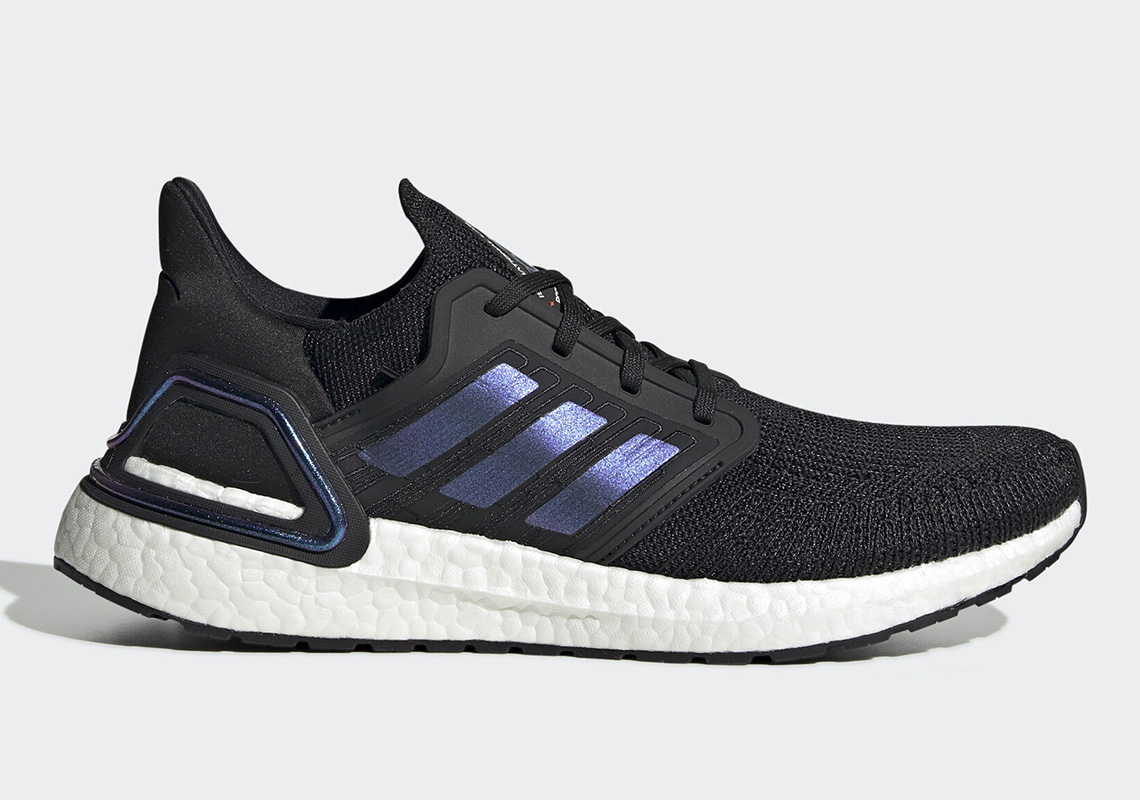 Adidas Ultra Boost 4.0 Running White Tech Ink