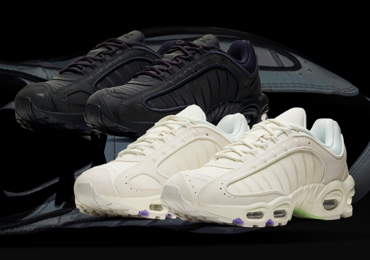 Nike Adds Reflective Uppers To The Air Max Tailwind IV '99 SP