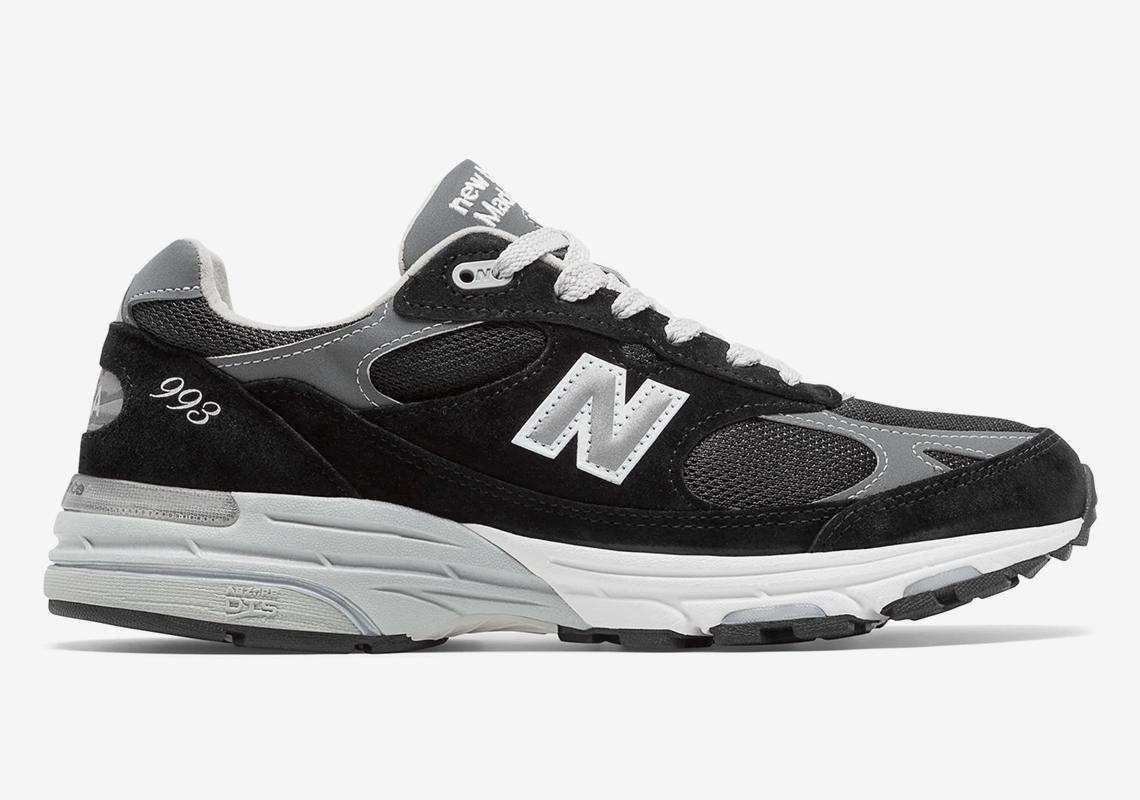 nb 993 black
