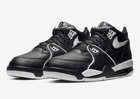 The Nike Air Flight 89 Returns In Original Black And White