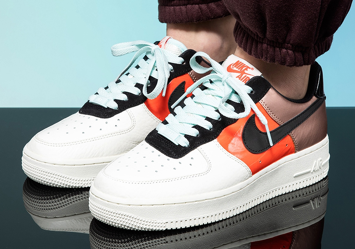 new nike air force releases