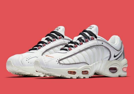 Nike Recalls Their Old Days With A Blue Ribbon Sports Inspired Air Max Tailwind IV