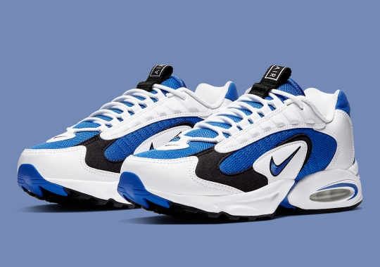 The Nike Air Max Triax 96 Is Returning In OG Varsity Royal