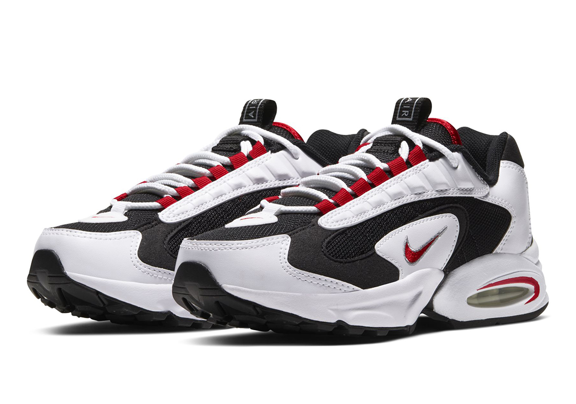 Nike Air Max Triax 96 University Red Release Date