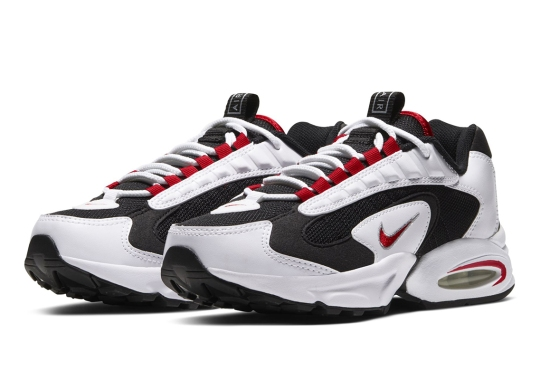 "The Nike Air Max Triax 96 ""University Red"" Releases On December 5th"
