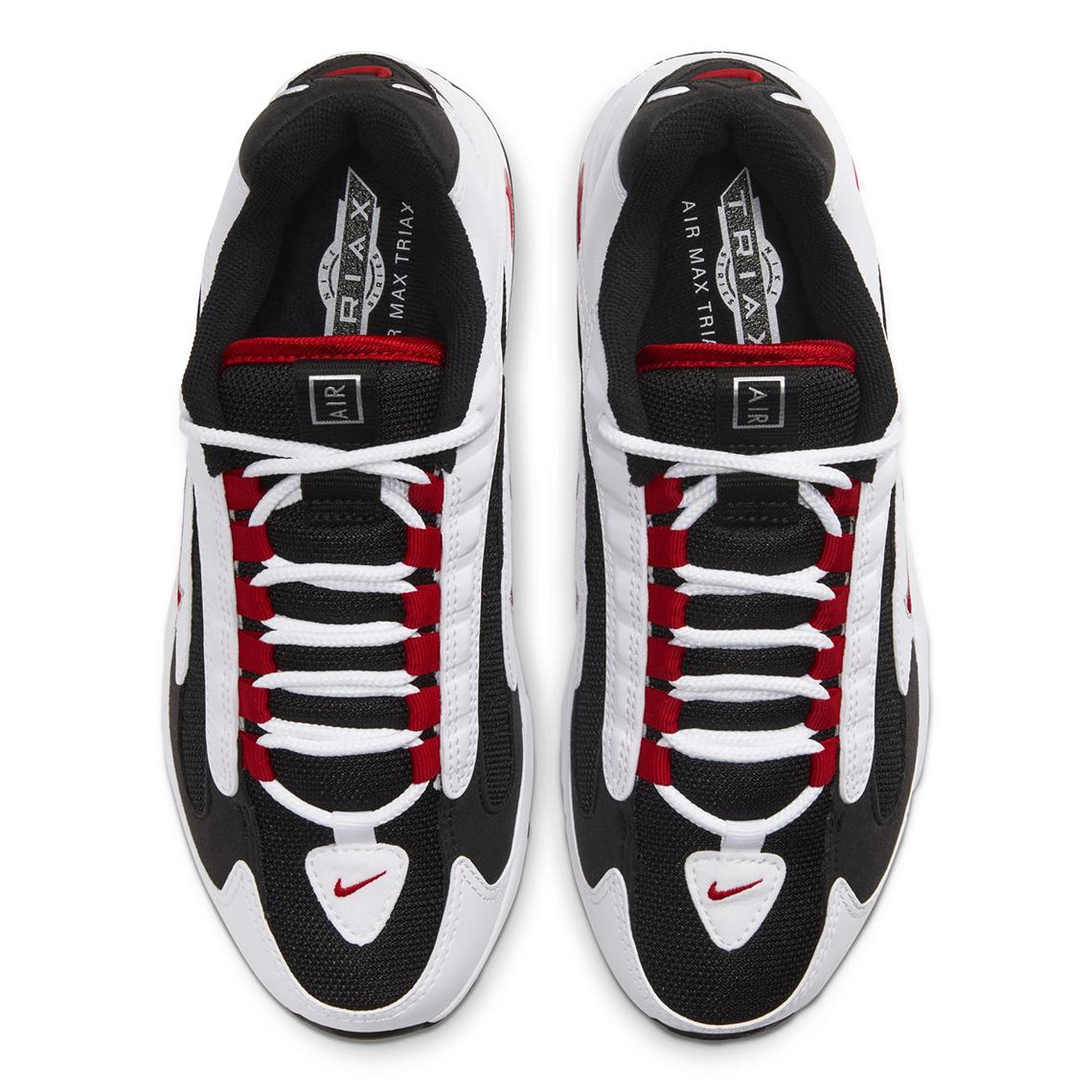Nike Air Max Triax 96 University Red