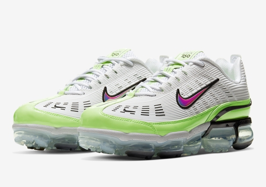 Official Images Of The Nike Air Vapormax 360