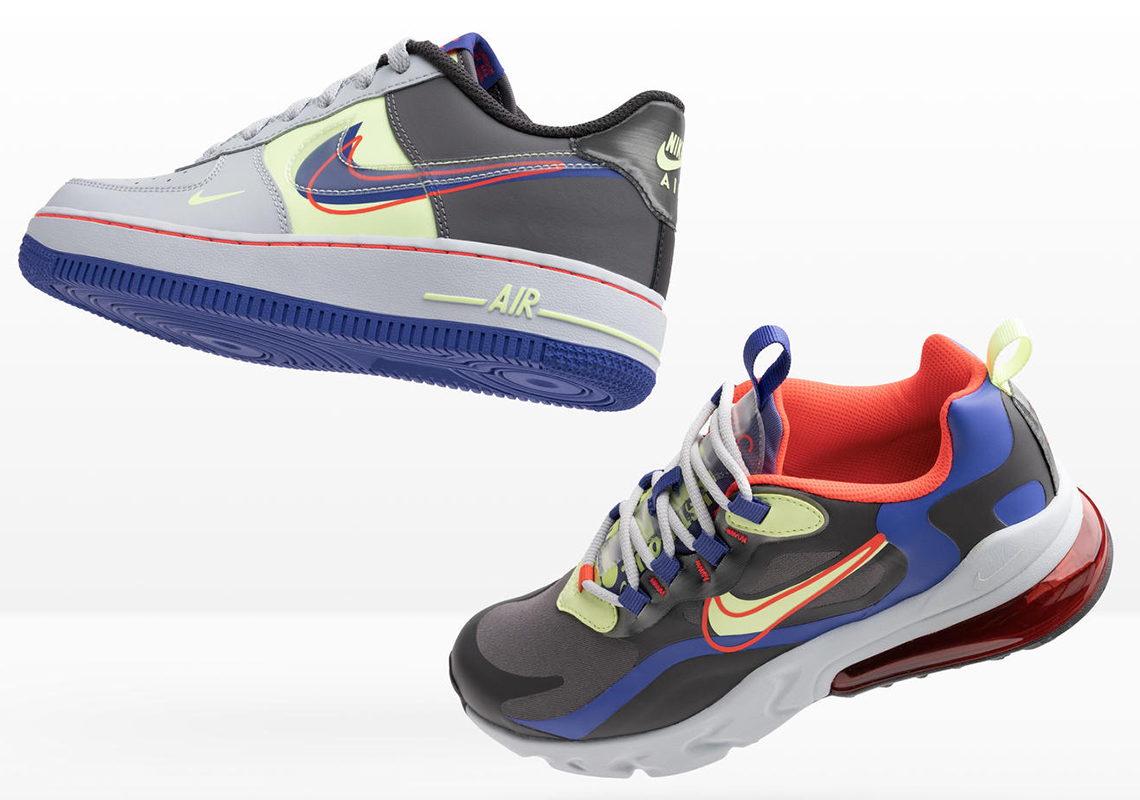 Nike Dunk It Pack Air Force 1 Air Max 270 React Release Date | SneakerNews.com