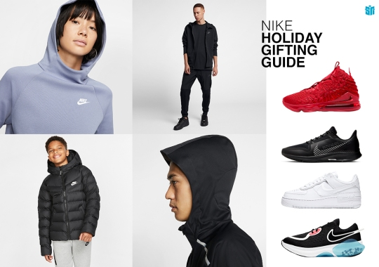 Four Head To Toe Nike Looks To Help With Your Holiday Gifting