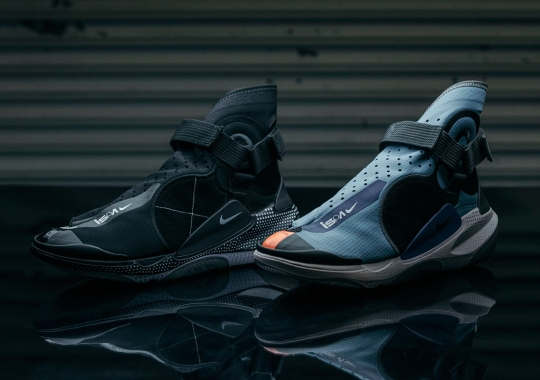 Nike ISPA's Newest Round Of Releases Is Futurist Perfection