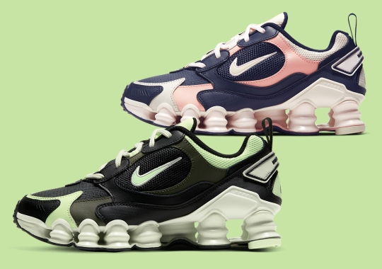 "Nike Introduces A New ""Nova"" Model For Women Based Off The Shox TL"