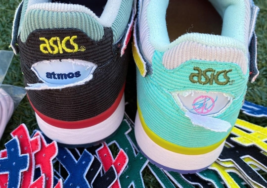 Sean Wotherspoon's Upcoming ASICS GEL-Lyte III Is A Three-Way Collaboration With atmos