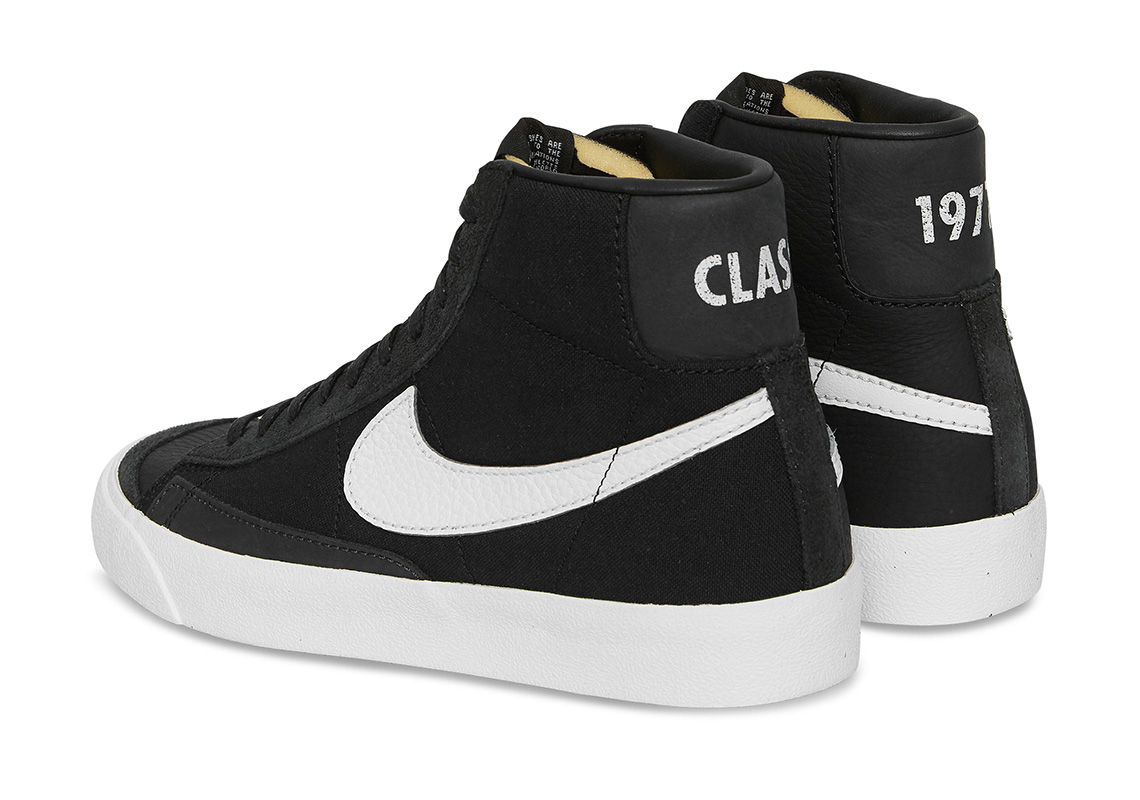 new authentic great deals good Slam Jam Nike Blazer Mid Class 77 Release Date | SneakerNews.com