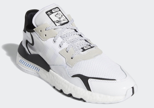 "The adidas Nite Jogger ""Storm Trooper"" Sets To Stun On December 17th"