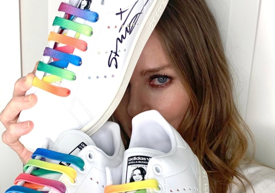 Stella McCartney Turns The adidas Stan Smith Vegan For The Second Time