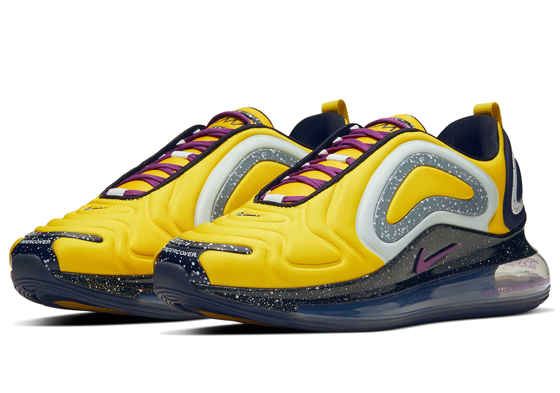 Undercover Nike Fw19 React Boot Air Max 720 Release Date