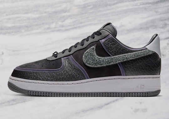 """Official Images Of The A Ma Maniere x Nike Air Force 1 Low """"Hand Wash Cold"""""""