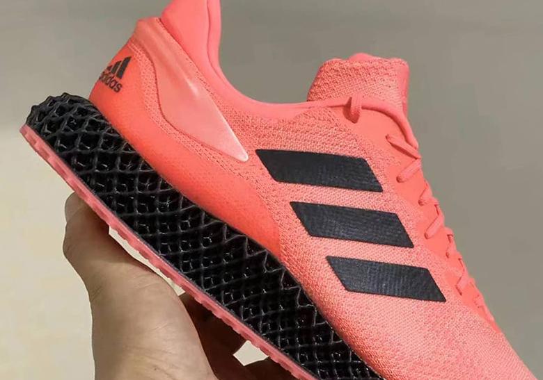 adidas Futurecraft 4D Pink Black Soles Release Info | SneakerNews.com