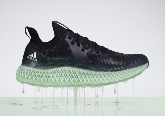 adidas Goes Dark With The Reflective AlphaEdge 4D