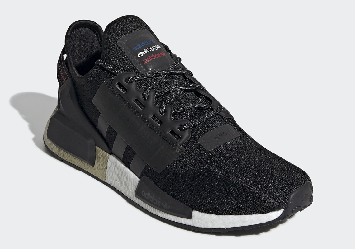 Adidas Nmd R1 V2 Metallic Gold Fw5327 Release Date Sneakernews Com