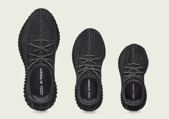 "The adidas Yeezy Boost v2 ""Black"" Is Releasing 10am ET today."