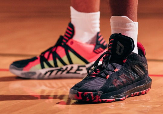 """adidas Shows Off Damian Lillard's Tenacity With The Dame 6 """"Ruthless"""""""