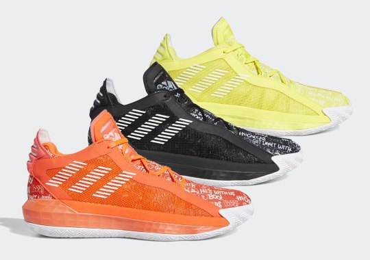 Three New Colorways of the adidas Dame 6 Are On The Way