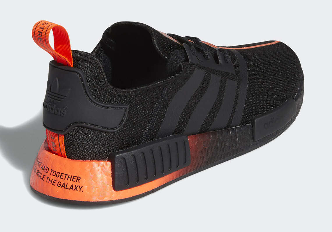 Star Wars adidas NMD R1 Darth Vader FW2282 Release Date SBD
