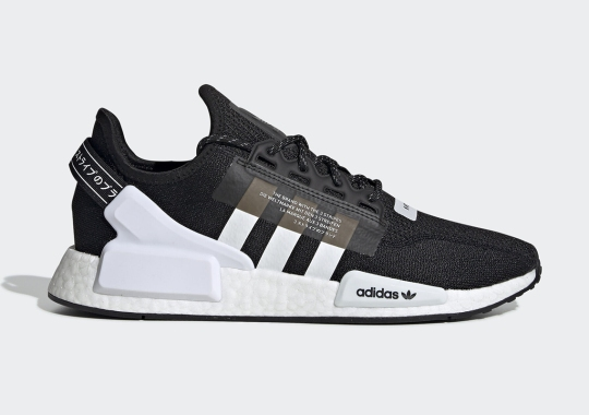 adidas Introduces The NMD R1 V2 In A Classic Black And White