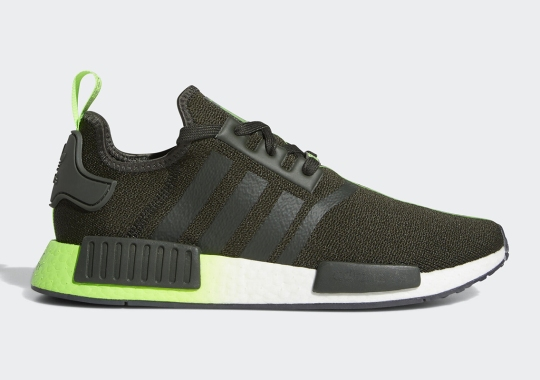 "Do Or Do Not Cop The adidas NMD R1 ""Yoda"""