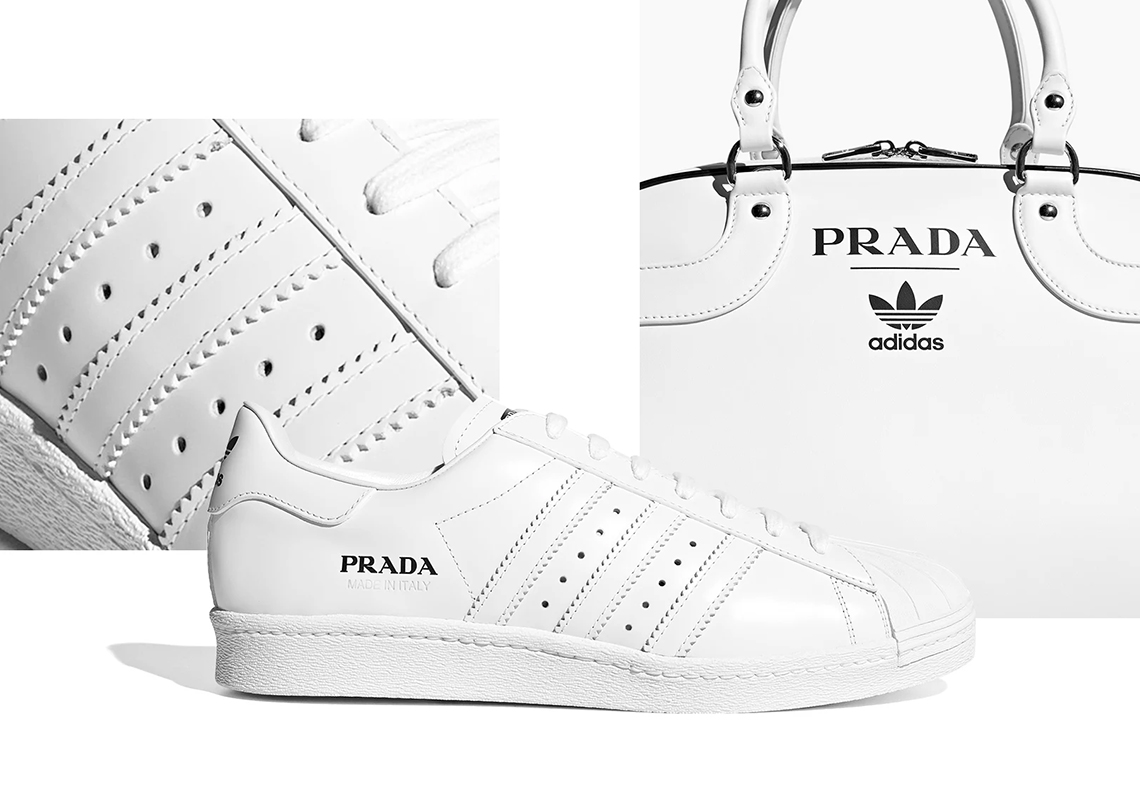Implacable pavo patrimonio  Prada adidas Superstar Release Date | SneakerNews.com