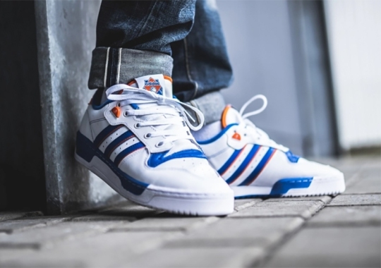 adidas Is Releasing The Rivalry Low In OG Knicks Colors
