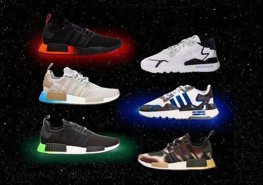 adidas Honors Six Iconic Characters Of The Star Wars Franchise With The NMD And Nite Jogger