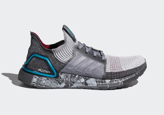 The Star Wars x adidas Ultra Boost 2019 Commemorates Hans Solo And The Millenium Falcon