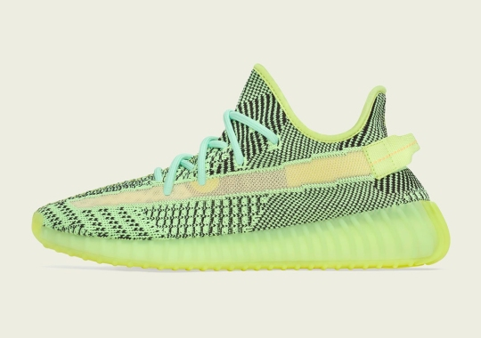 "Official Images Of The adidas Yeezy Boost 350 v2 ""Yeezreel"""