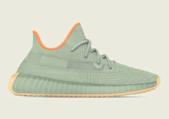 "adidas Yeezy Boost 350 v2 Revealed In ""Desert Sage"""