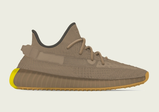"adidas Yeezy Boost 350 v2 ""Earth"" Arriving In 2020"