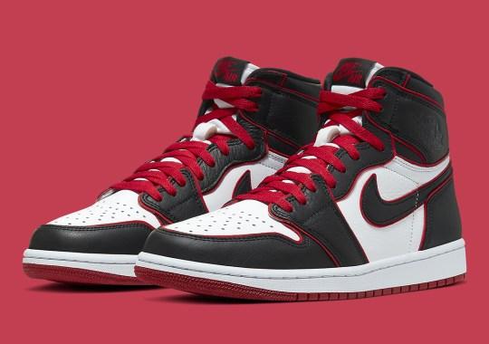 """Official Images Of The Air Jordan 1 Retro High OG """"Bloodline"""""""