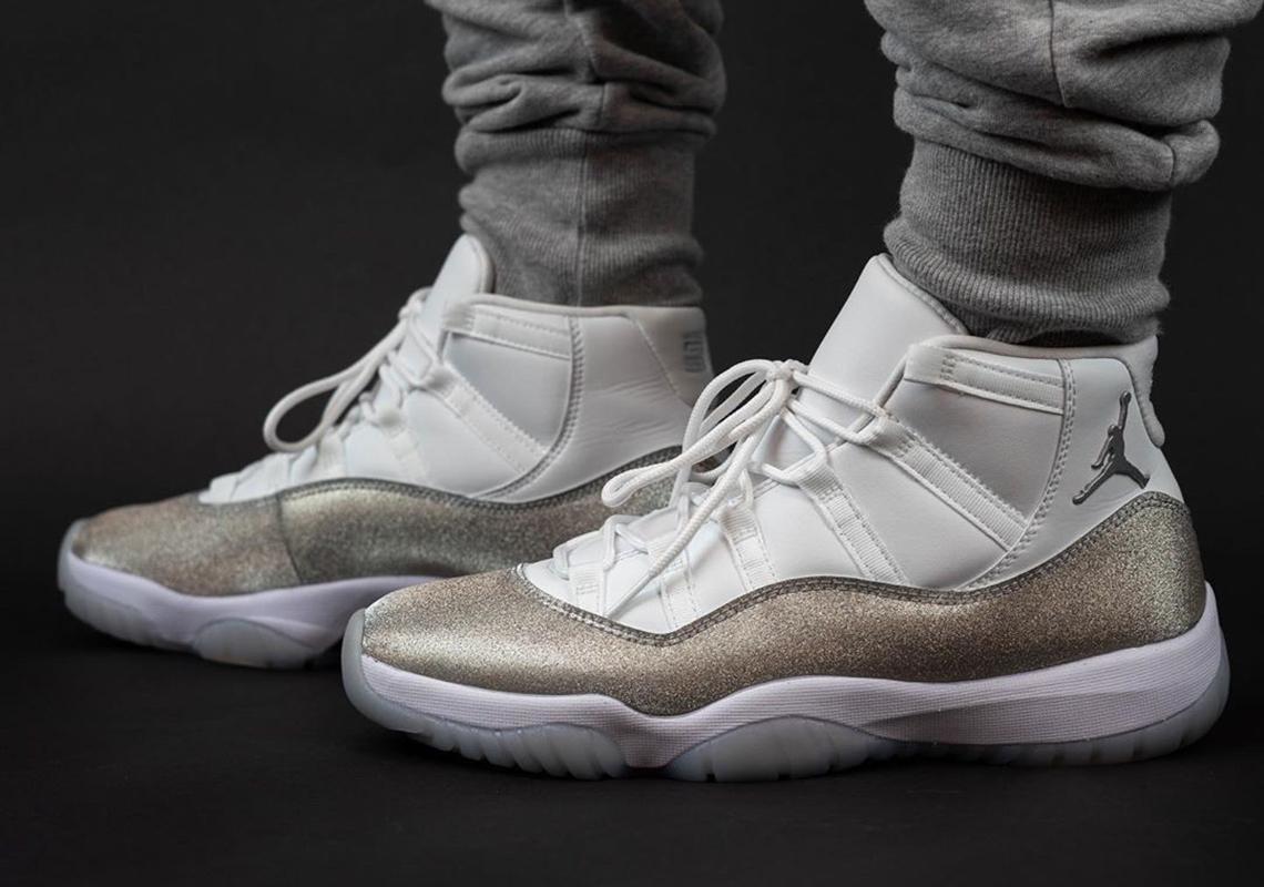 Air Jordan 11 Metallic Silver WMNS Release Date ...