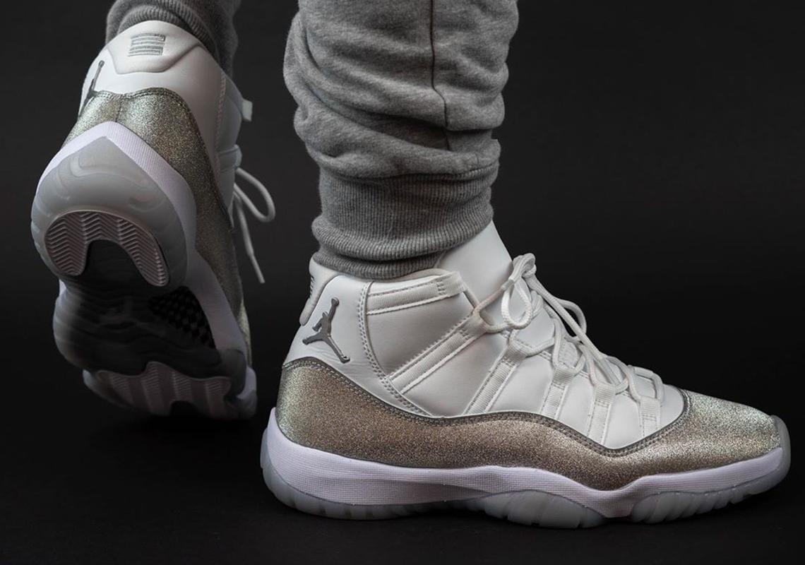 Air Jordan 11 Metallic Silver Wmns Release Date