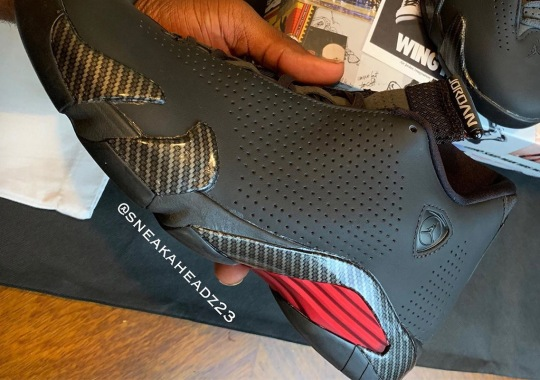 Upcoming Air Jordan 14 SE Features Perforated And Quilted Uppers