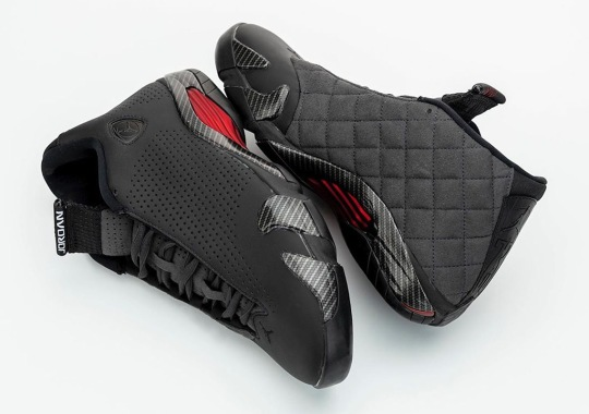 "Detailed Look At The Air Jordan 14 SE ""Black Ferrari"""