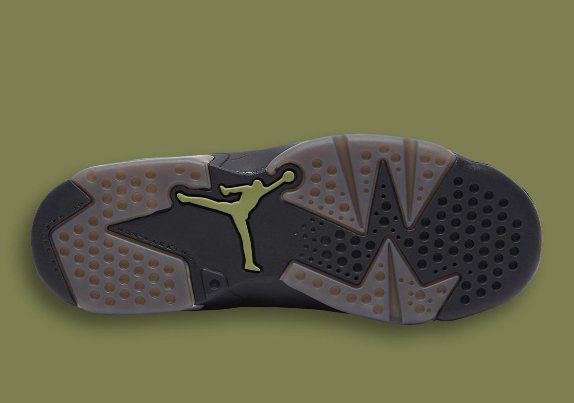 "Air Jordan 6 ""Alligator"" Release Date Revealed: Detailed Images"