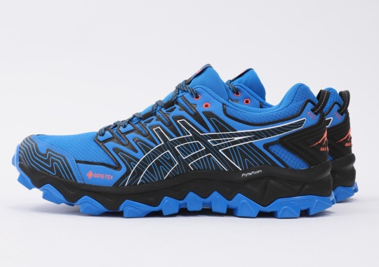 The ASICS GEL Fujitrabuco 7 Gets The Gore-Tex Upgrade For Winter