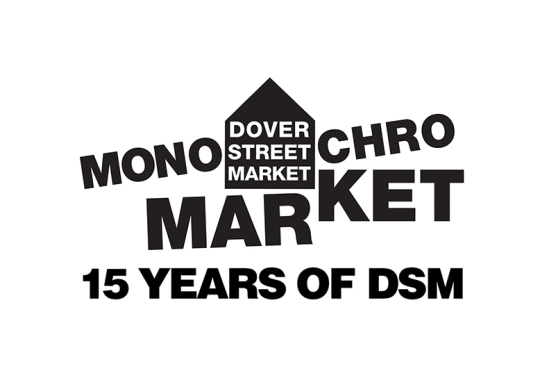 "Here's All The Sneakers Releasing At Dover Street Market London's 15th Anniversary ""Monochromarket"""