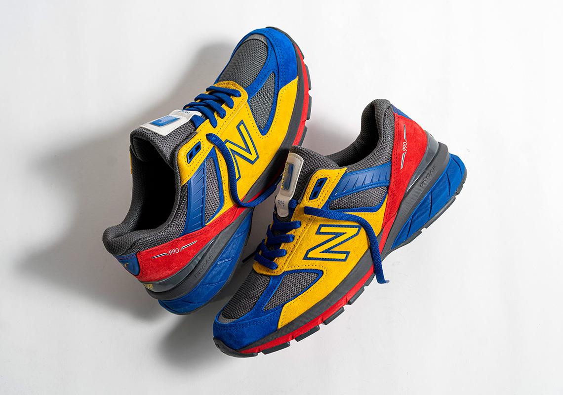 EAT Shoe City New Balance 990v5 Release