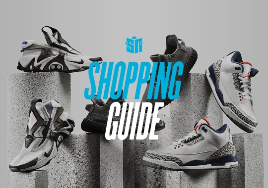 The Definitive BLACK FRIDAY SNEAKER Shopping Guide