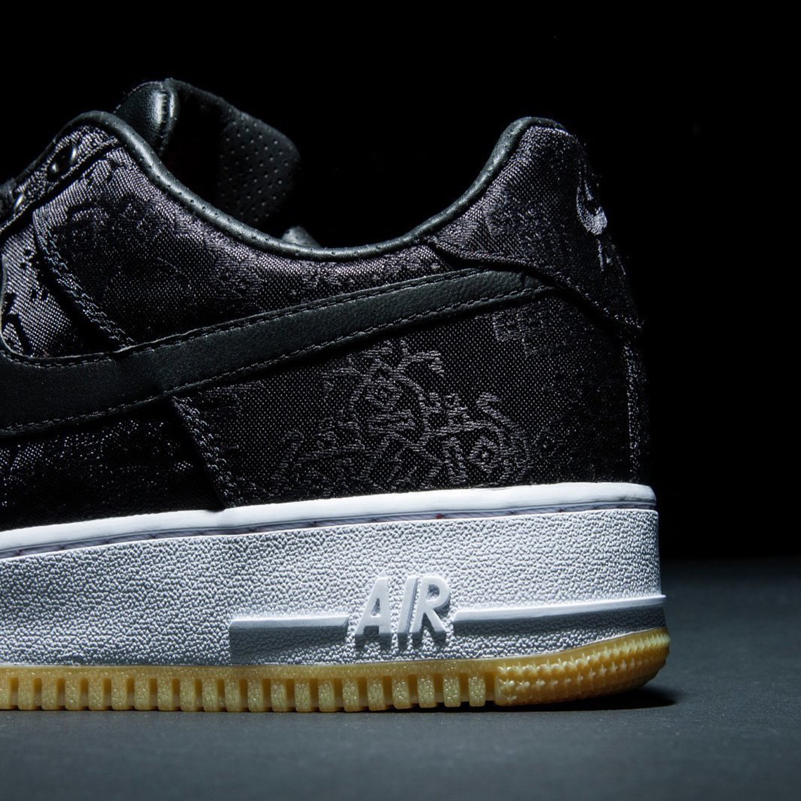 Release Date: CLOT x Fragment x Nike Air Force 1… Sneaker