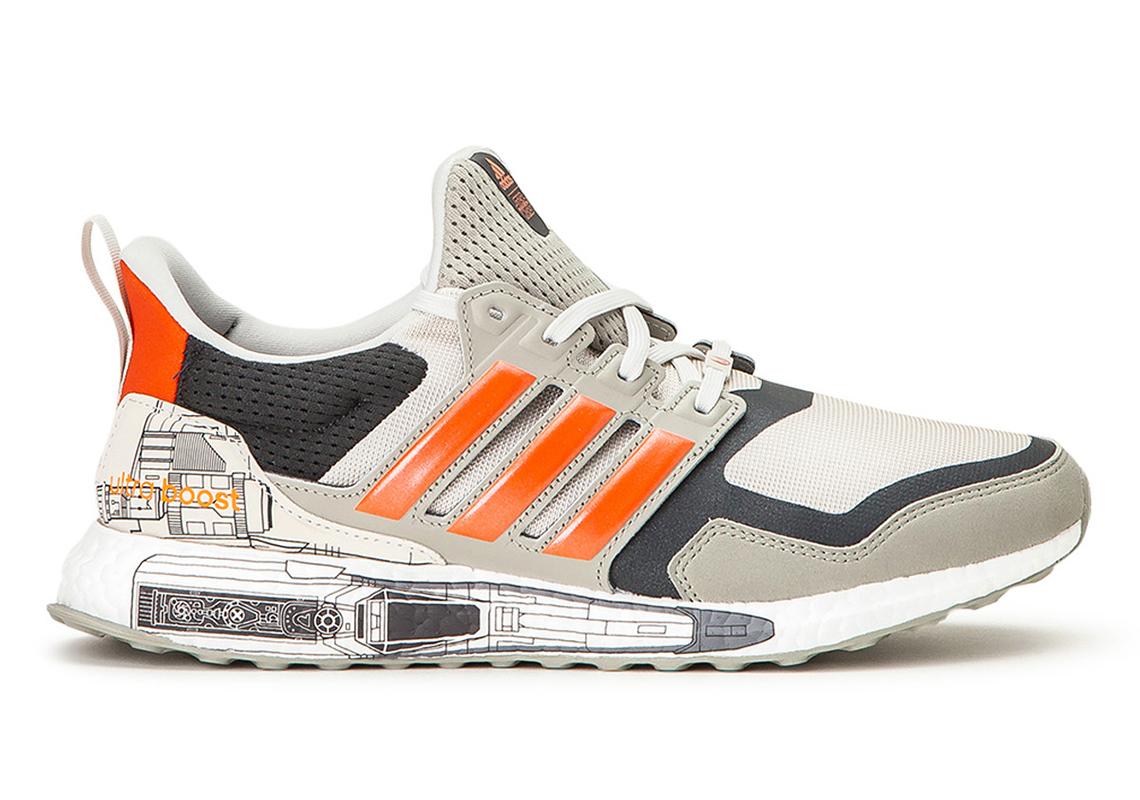 becerro danés escándalo  Star Wars adidas Ultra Boost + Alphaedge 4D Store List | SneakerNews.com