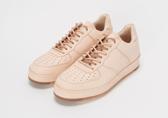 Hender Scheme Pays Homage To The Air Force 1 Low With Their Latest Collection